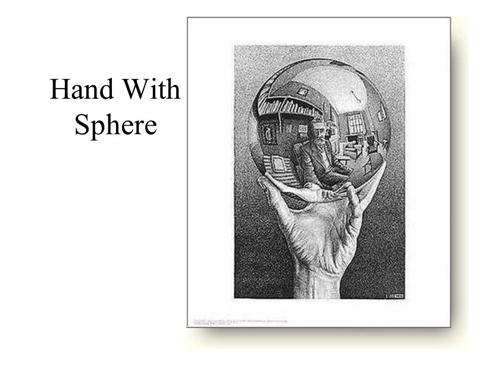 Hand With Sphere