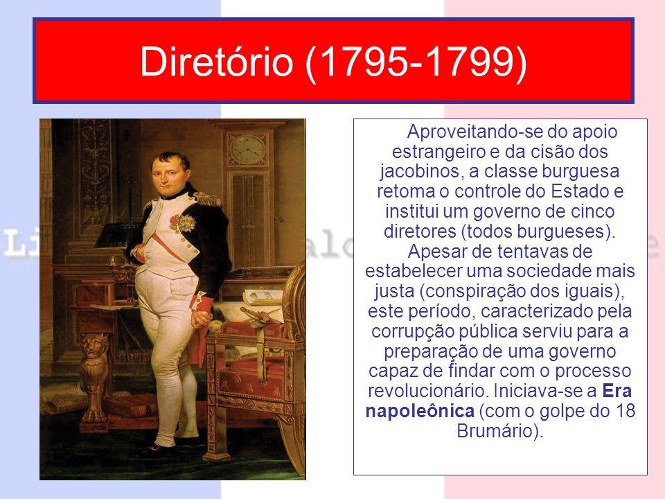 Diretório (1795-1799)