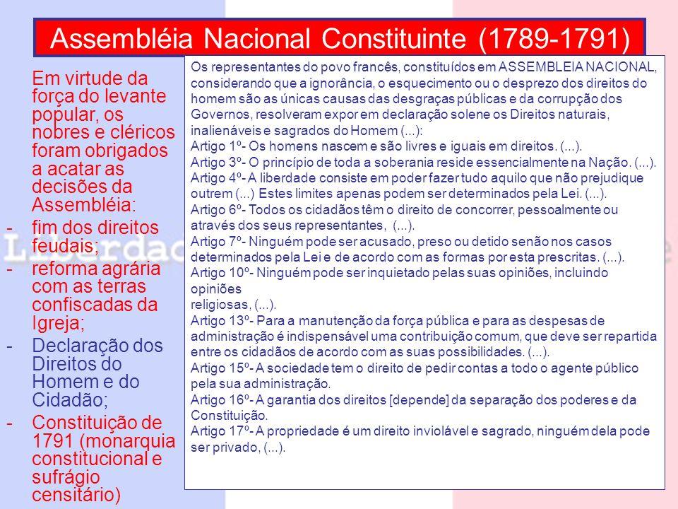 Assembléia Nacional Constituinte (1789-1791)