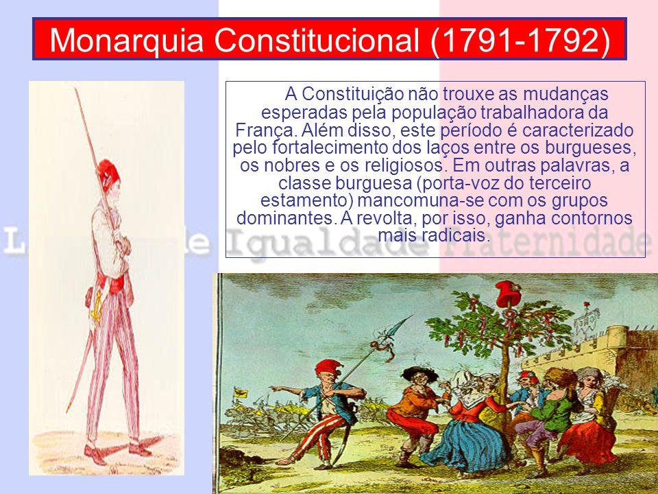 Monarquia Constitucional (1791-1792)