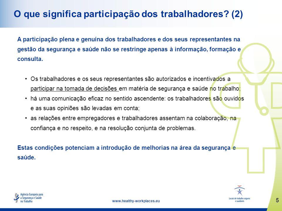 O que significa participação dos trabalhadores (2)