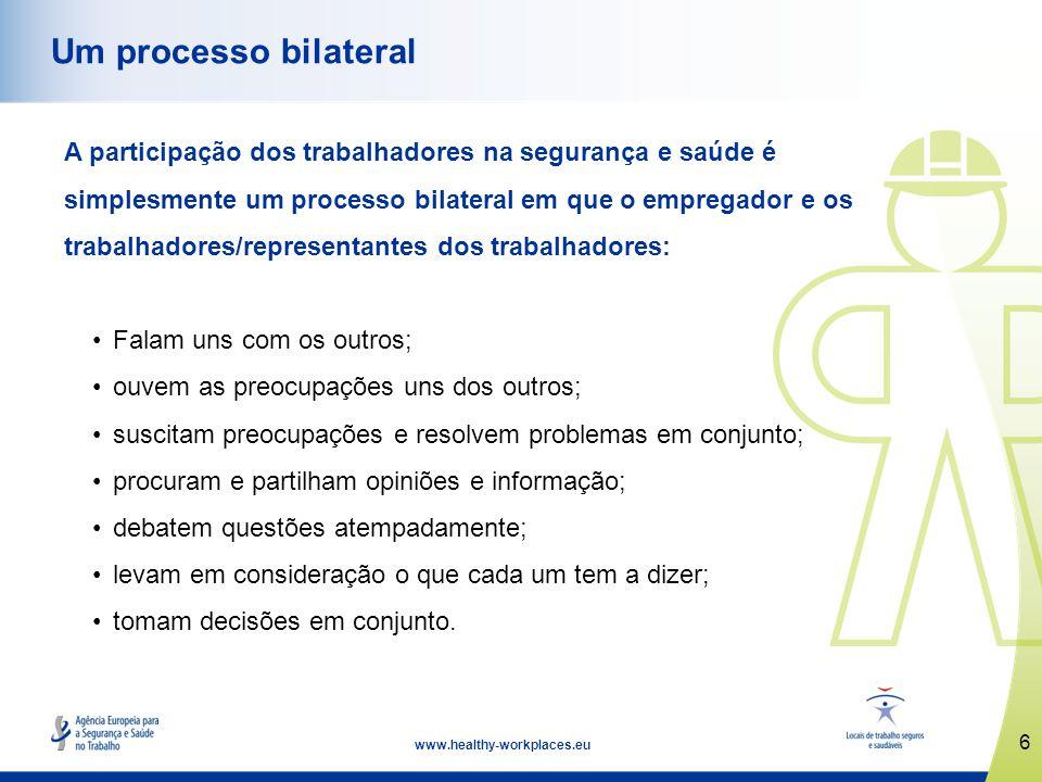 Um processo bilateral