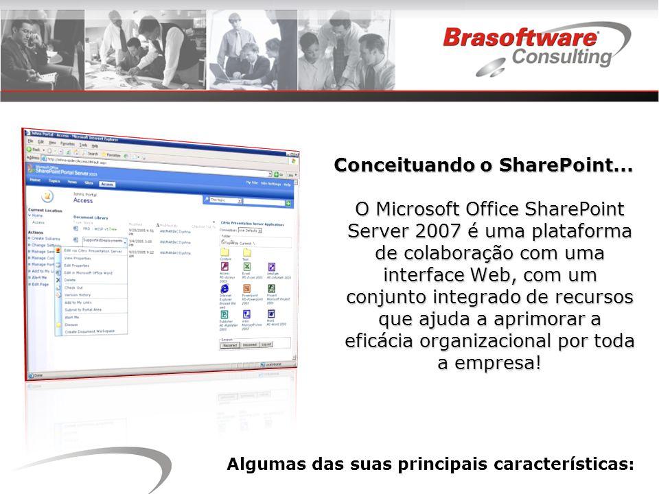 Conceituando o SharePoint