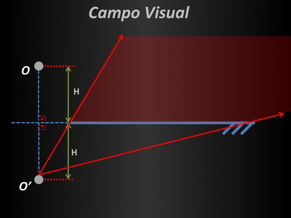 Campo Visual O H H O'