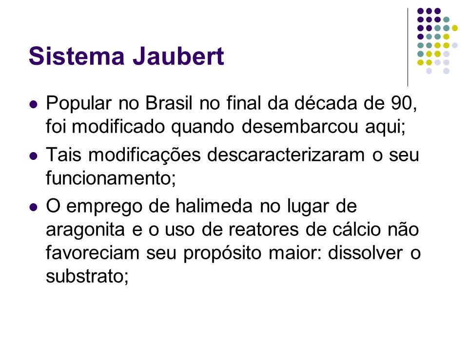 Sistema Jaubert Popular no Brasil no final da década de 90, foi modificado quando desembarcou aqui;