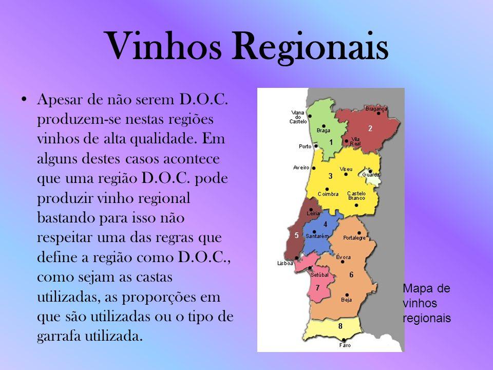 Vinhos Regionais