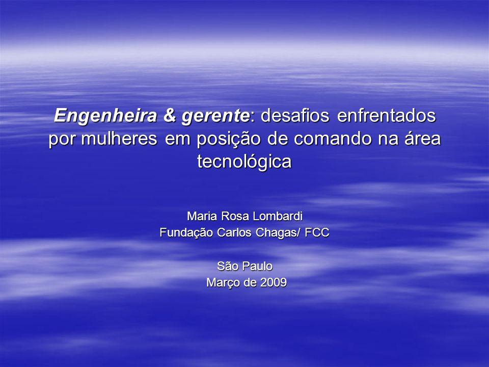Fundação Carlos Chagas/ FCC
