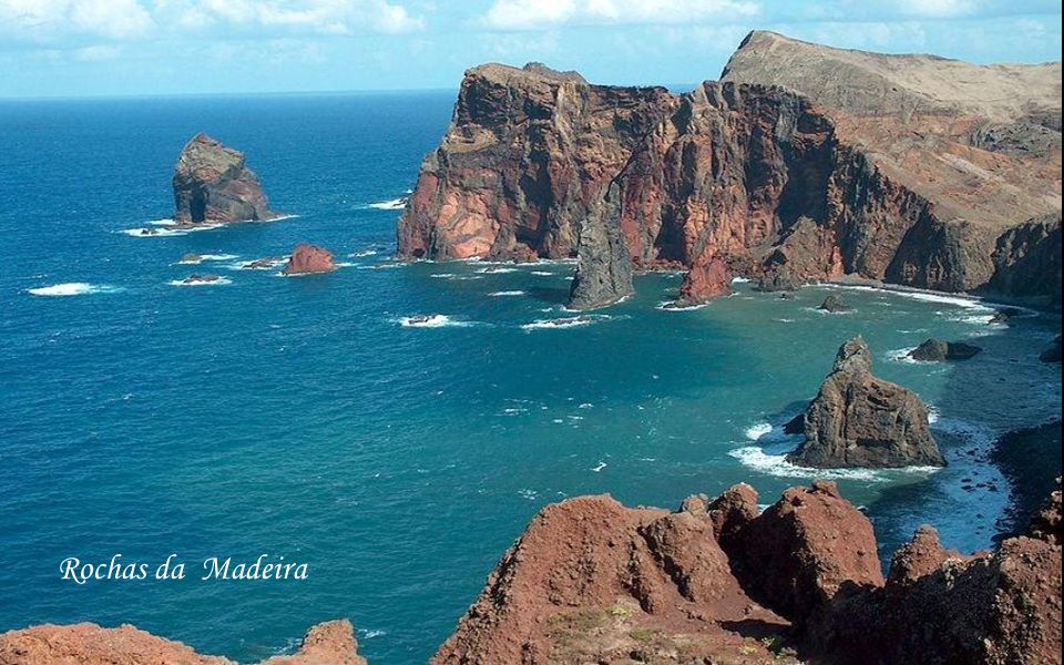 Rochas da Madeira