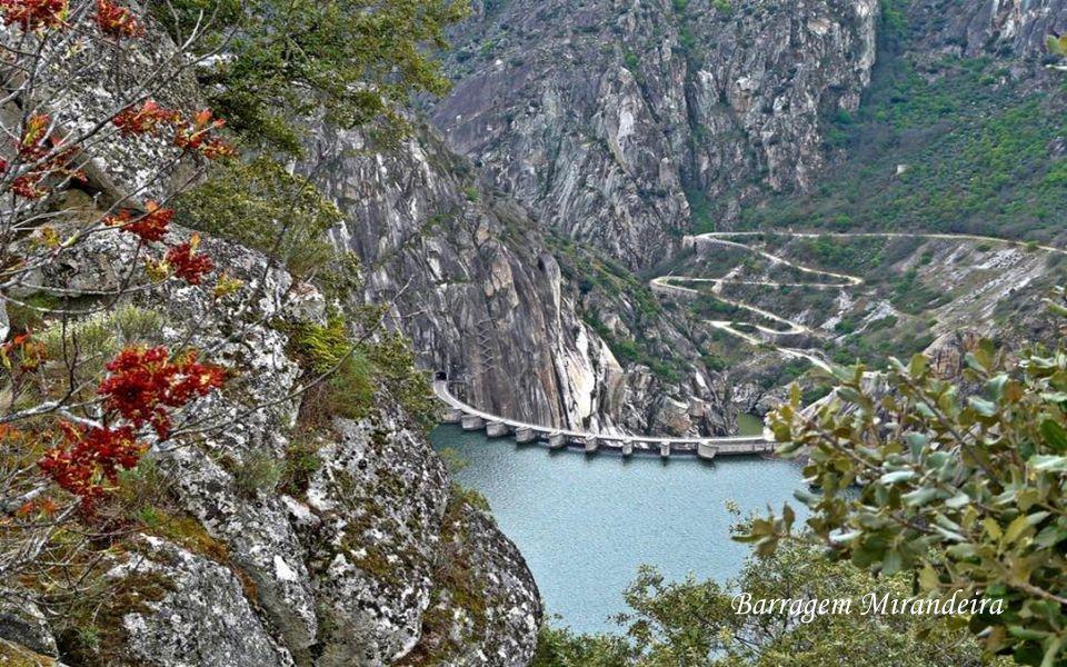 Barragem Mirandeira
