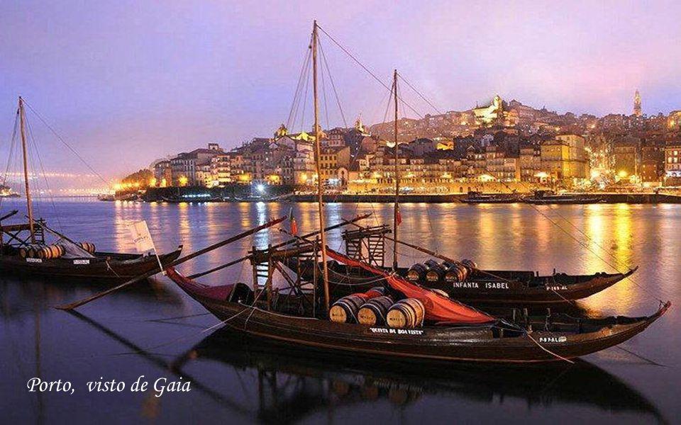 Porto, visto de Gaia