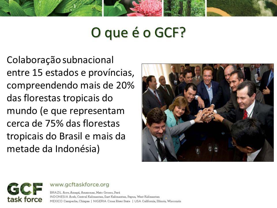 O que é o GCF