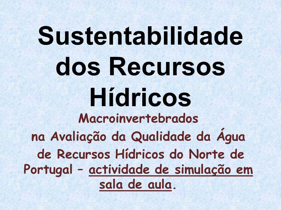 Sustentabilidade dos Recursos Hídricos