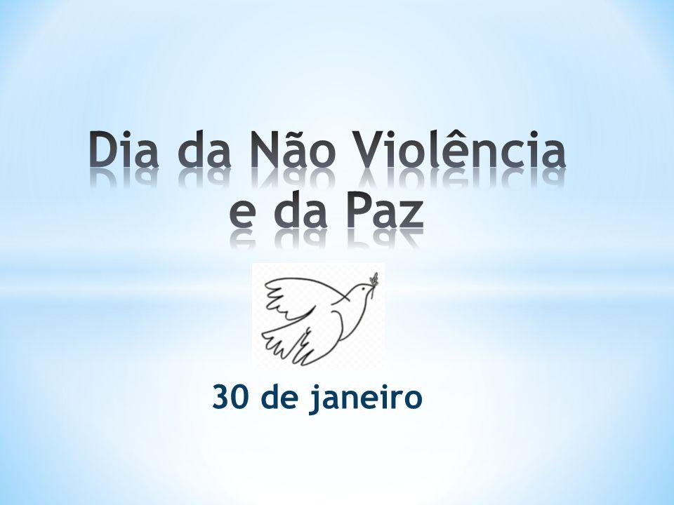 Dia da Não Violência e da Paz