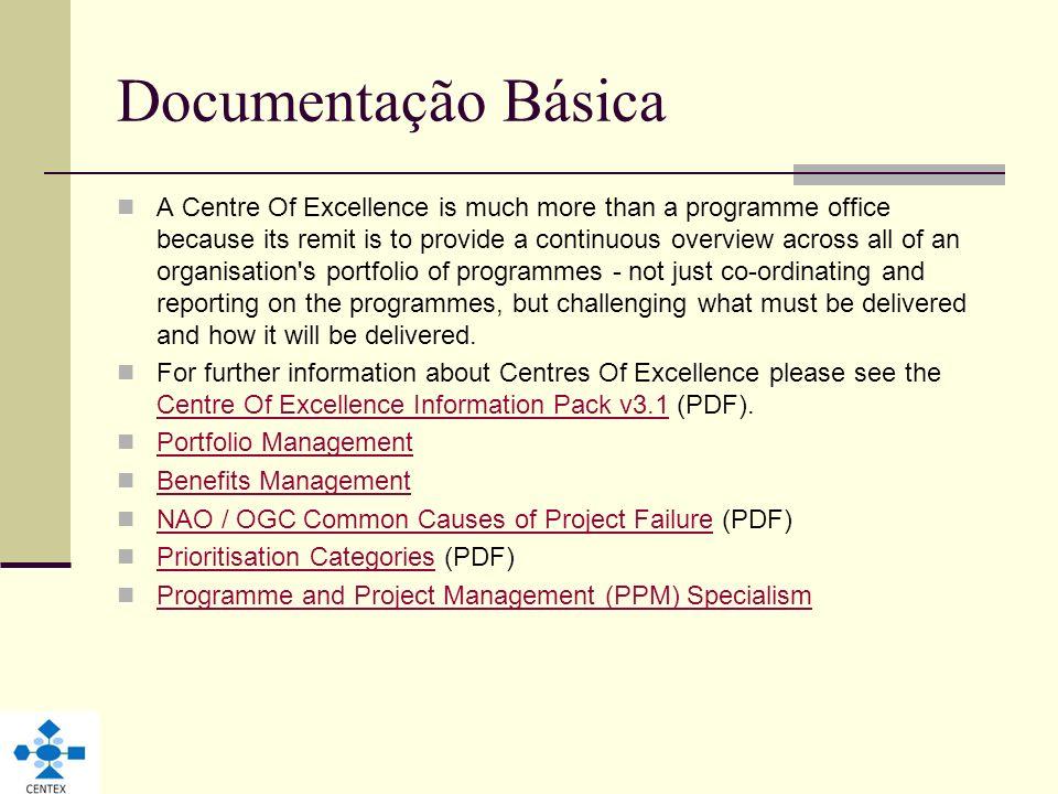 Documentação Básica
