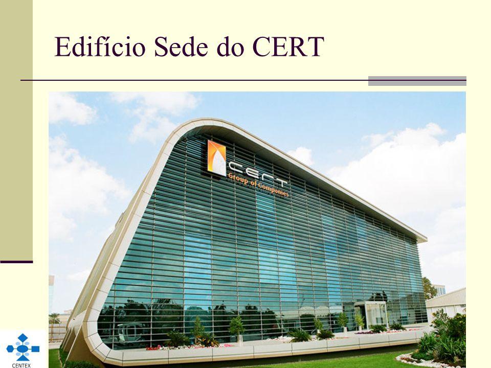 Edifício Sede do CERT