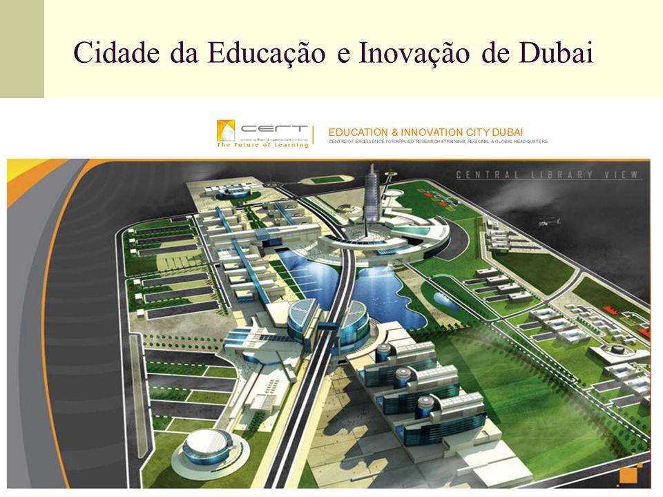 Cidade da Educação e Inovação de Dubai