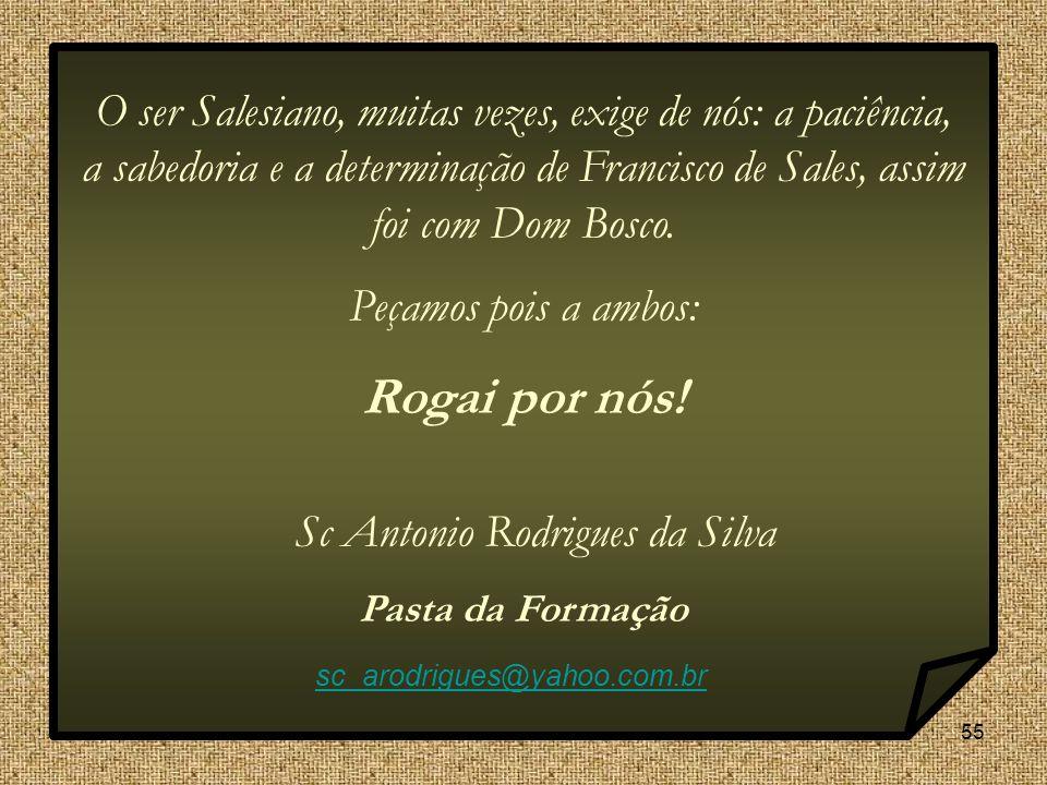 Sc Antonio Rodrigues da Silva