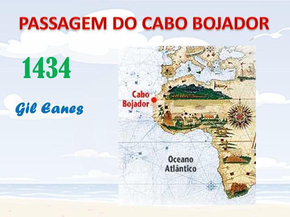 PASSAGEM DO CABO BOJADOR