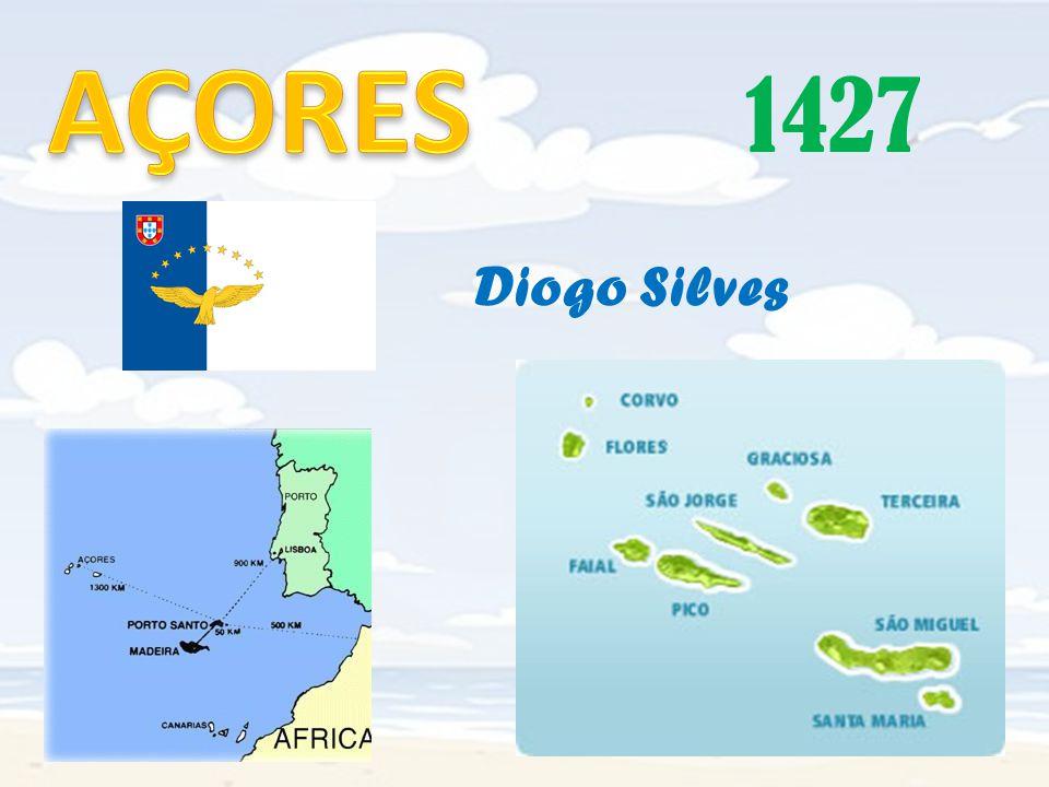 AÇORES 1427 Diogo Silves