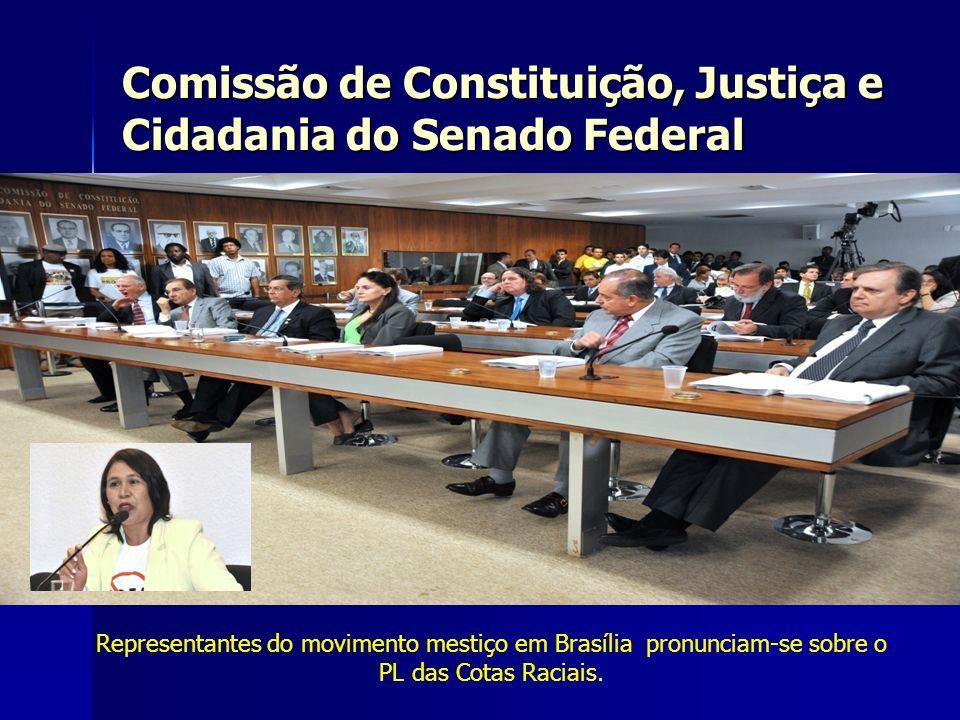 Comissão de Constituição, Justiça e Cidadania do Senado Federal
