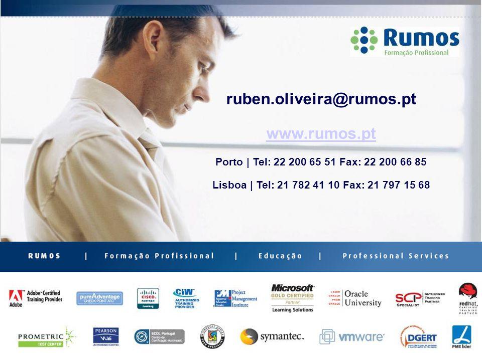 ruben.oliveira@rumos.pt www.rumos.pt