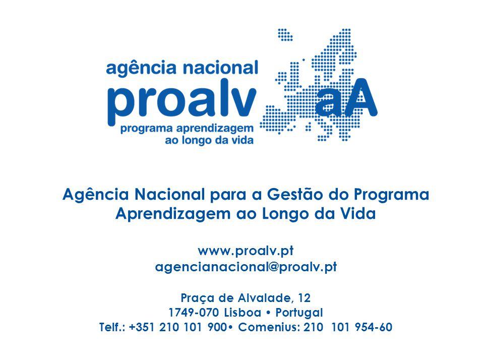 Agência Nacional para a Gestão do Programa Aprendizagem ao Longo da Vida