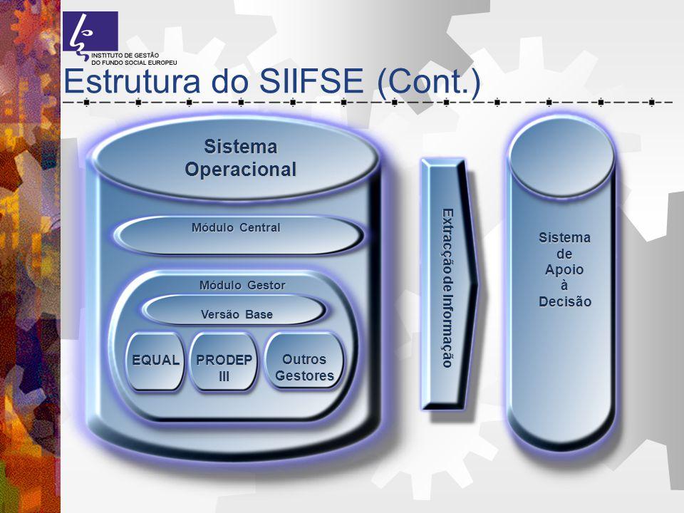 Sistema de Apoio à Decisão Extracção de Informação