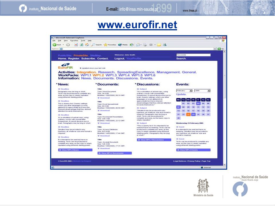 www.eurofir.net Prepared on behalf of EuroFIR consortium and funded under the EU 6th Framework Food Quality and Safety Programme.
