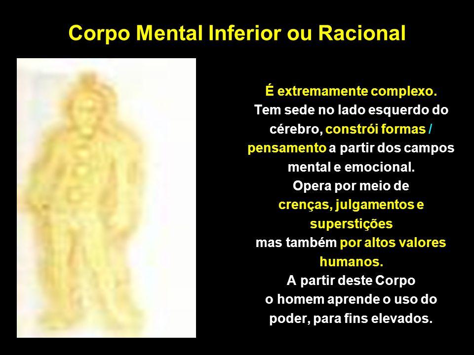 Corpo Mental Inferior ou Racional