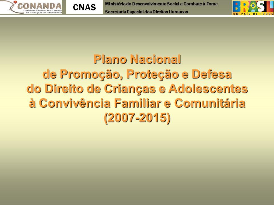 de Promoção, Proteção e Defesa do Direito de Crianças e Adolescentes