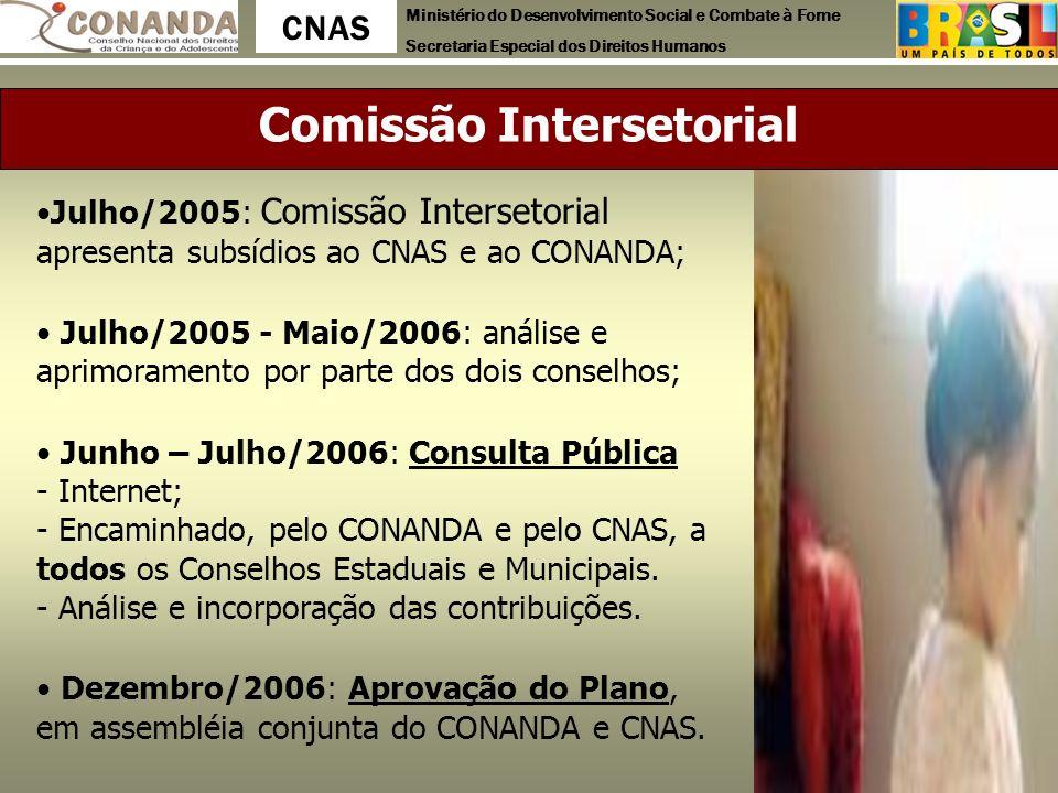 Comissão Intersetorial