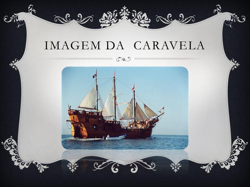 Imagem da caravela