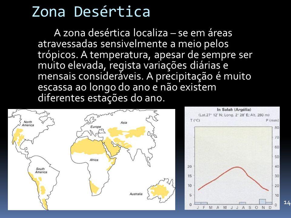 Zona Desértica