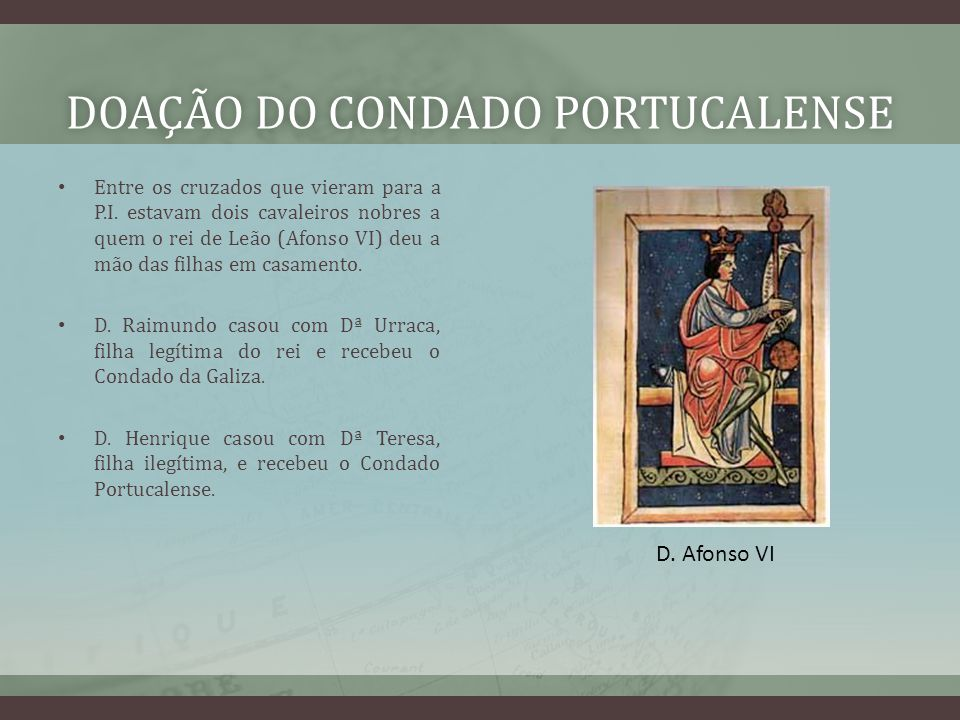 Doação do Condado Portucalense