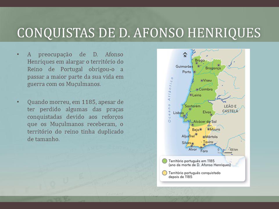 Conquistas de D. Afonso Henriques