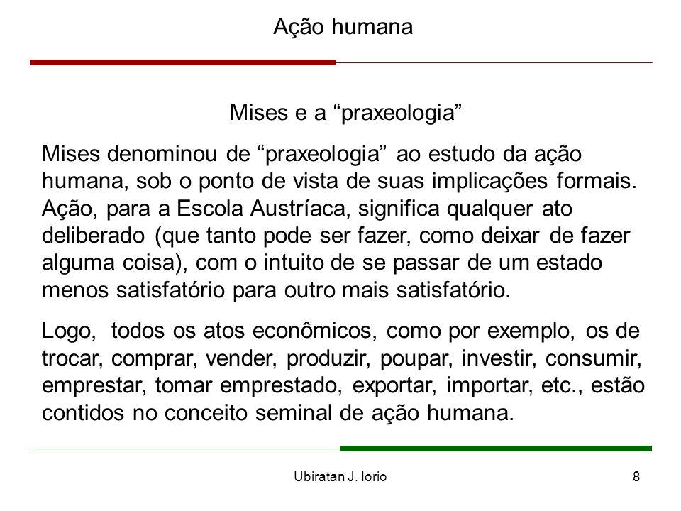Mises e a praxeologia
