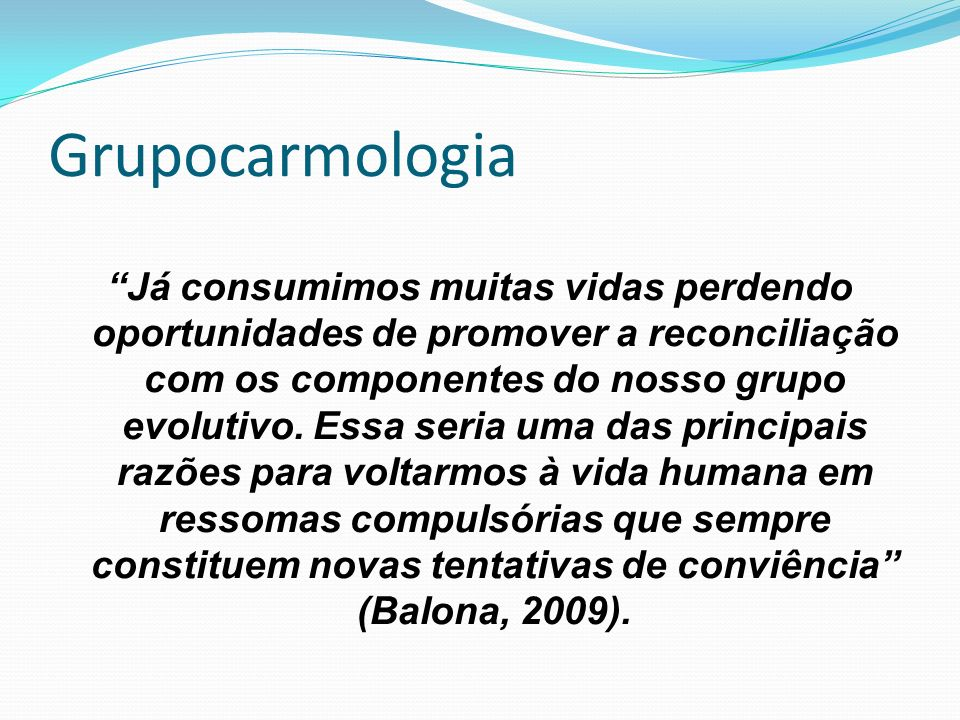 Grupocarmologia