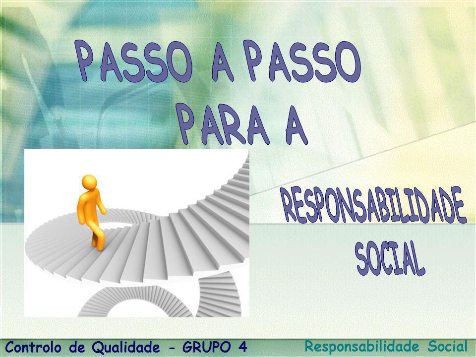 PASSO A PASSO PARA A RESPONSABILIDADE SOCIAL