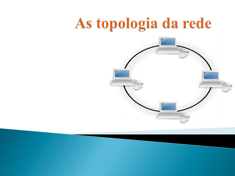 As topologia da rede
