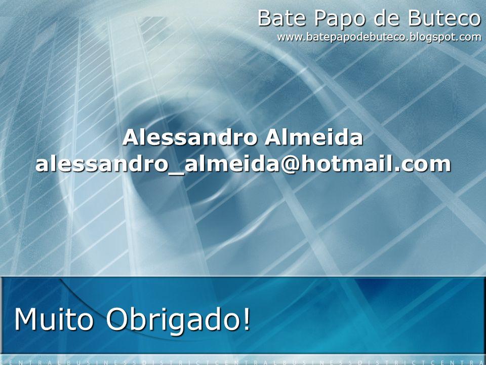 Alessandro Almeida alessandro_almeida@hotmail.com