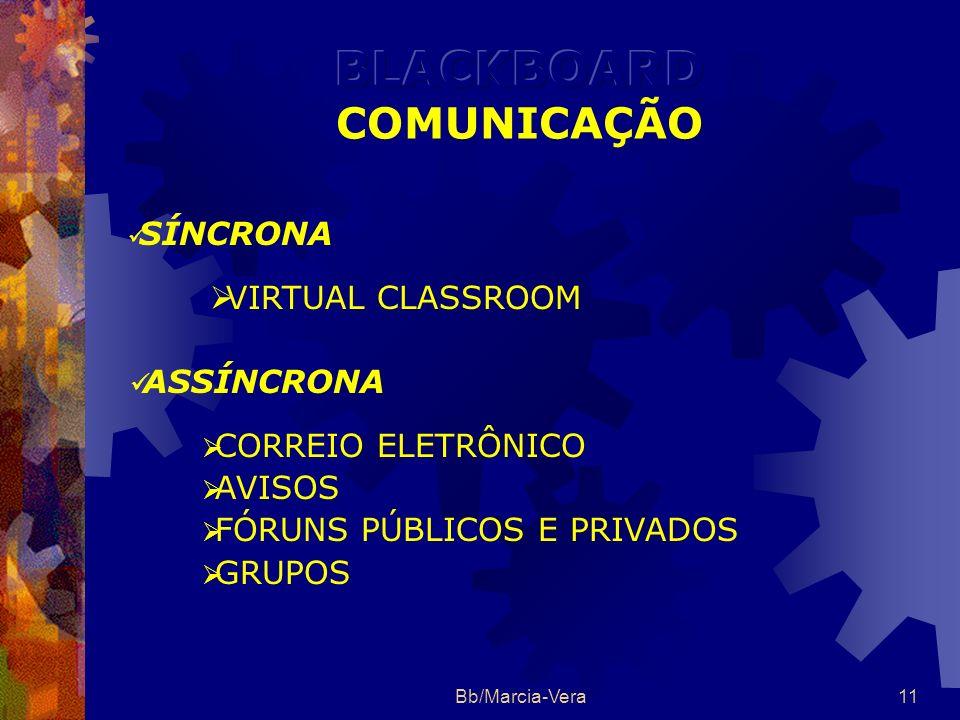 BLACKBOARD COMUNICAÇÃO