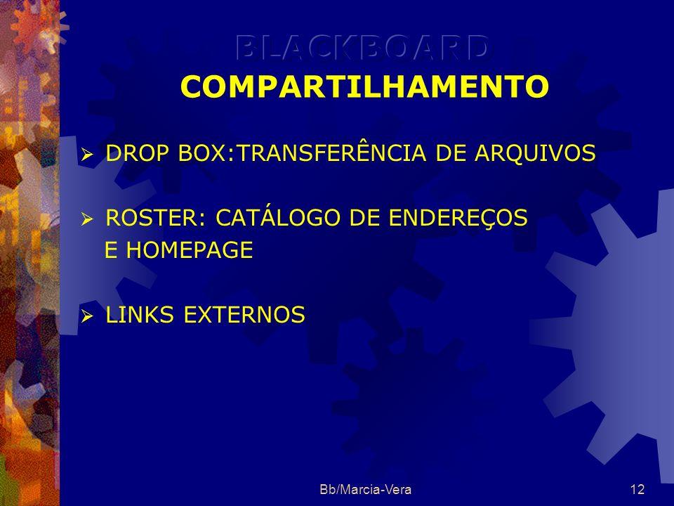 BLACKBOARD COMPARTILHAMENTO