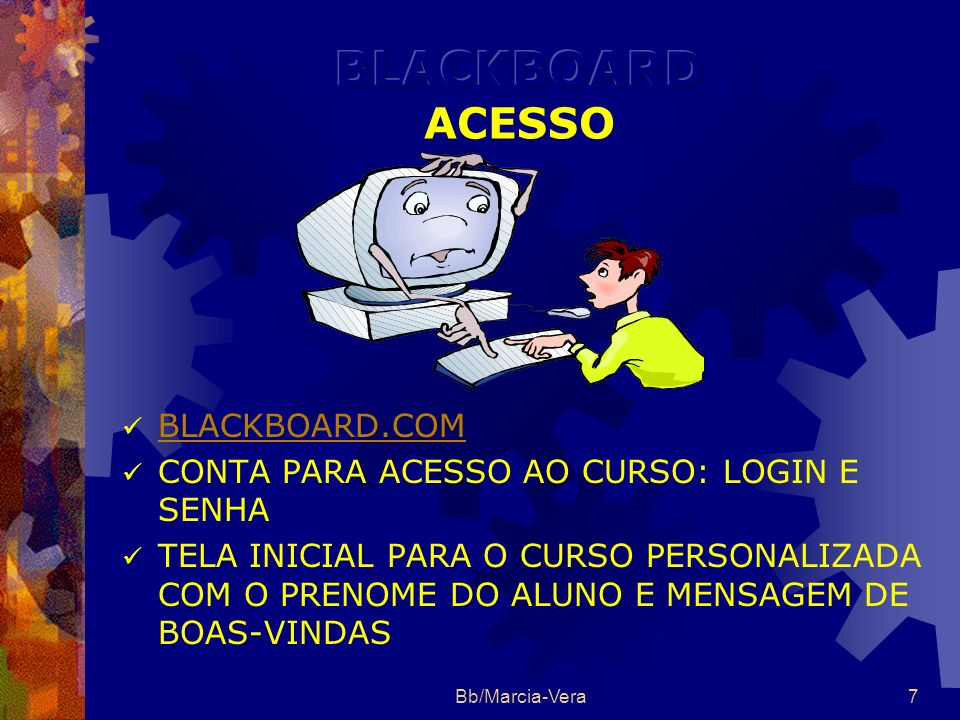 BLACKBOARD ACESSO BLACKBOARD.COM