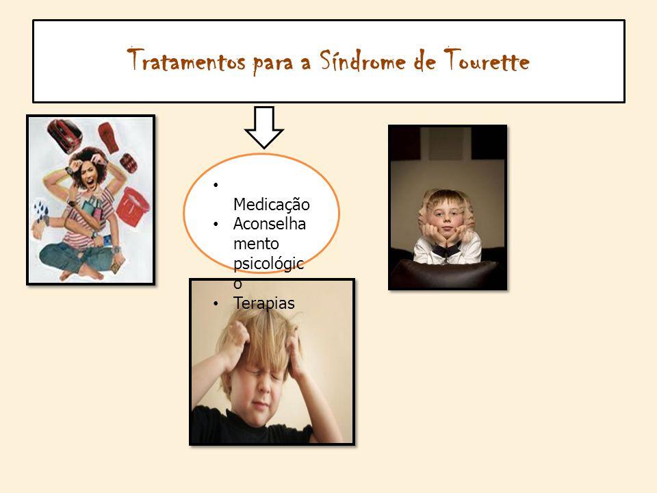 Tratamentos para a Síndrome de Tourette