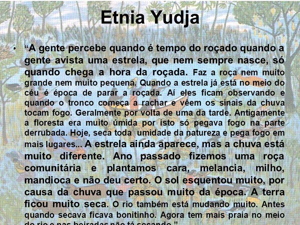 Etnia Yudja