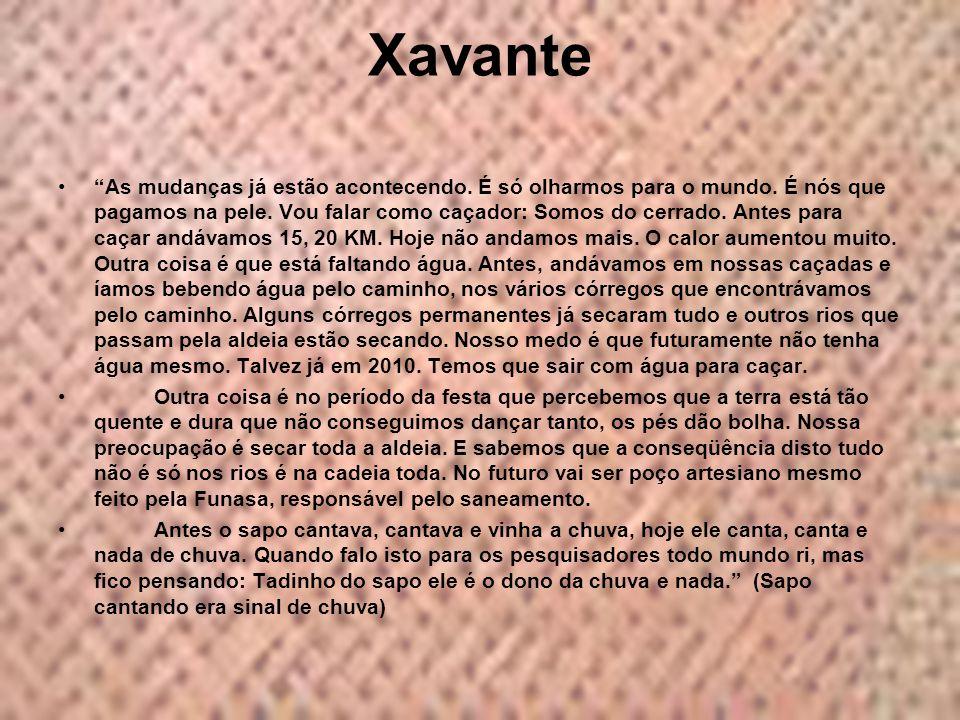 Xavante