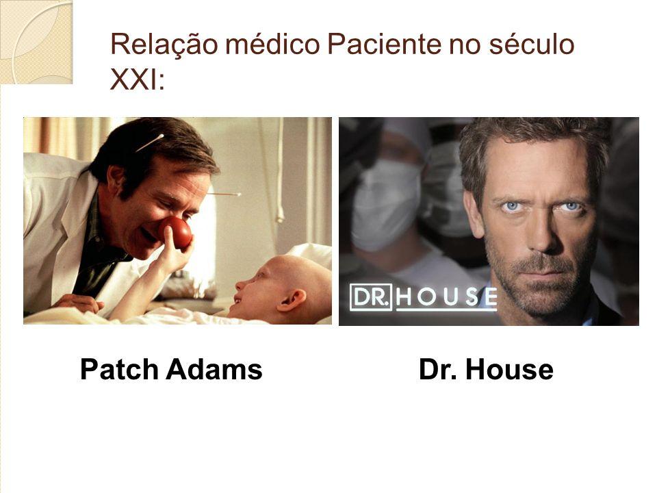 Relação médico Paciente no século XXI: