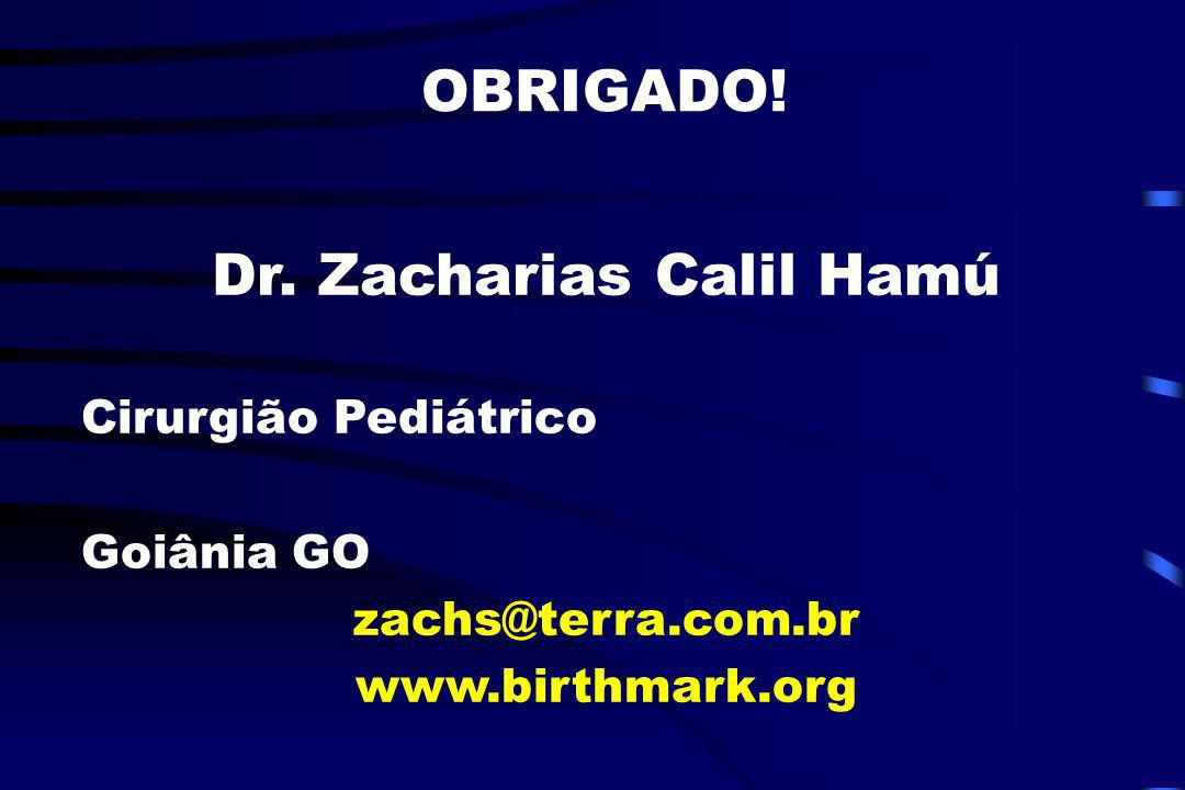 Dr. Zacharias Calil Hamú