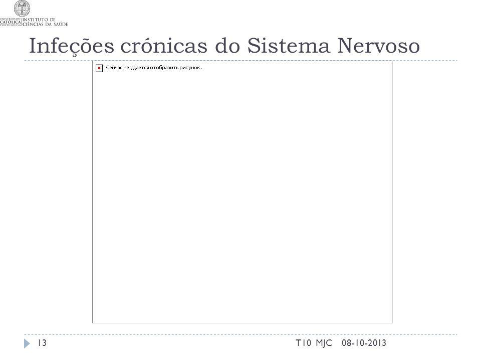 Infeções crónicas do Sistema Nervoso