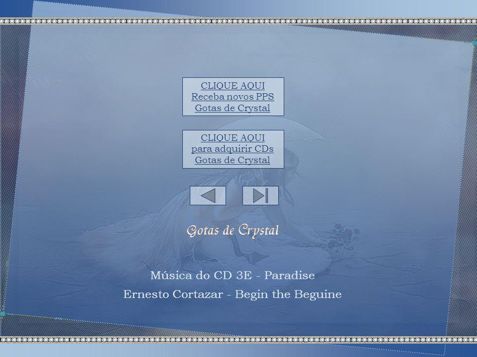 Música do CD 3E - Paradise Ernesto Cortazar - Begin the Beguine
